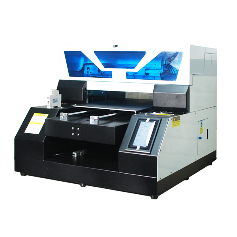 High speed color uv laser printing logo laser printer machine A4 A3