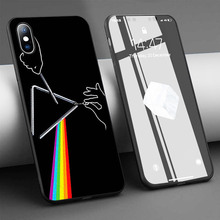 Coque The Dark Side Of The Tune Frame Soft Silicone Phone Ca