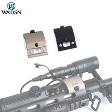 Mount Weapon Light Hunting-Accessories Tactical-Flashlight Airsoft WADSN Picatinny Rails