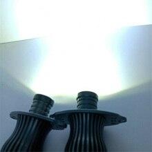 Автозапчасти 12-30 V 2X 2400lm без ошибок светодиодный Белый ангельские глазки Halo кольцевая лампа для BMW E90 E91 LCI 09-11 в 6000-6500 K водонепроницаемый