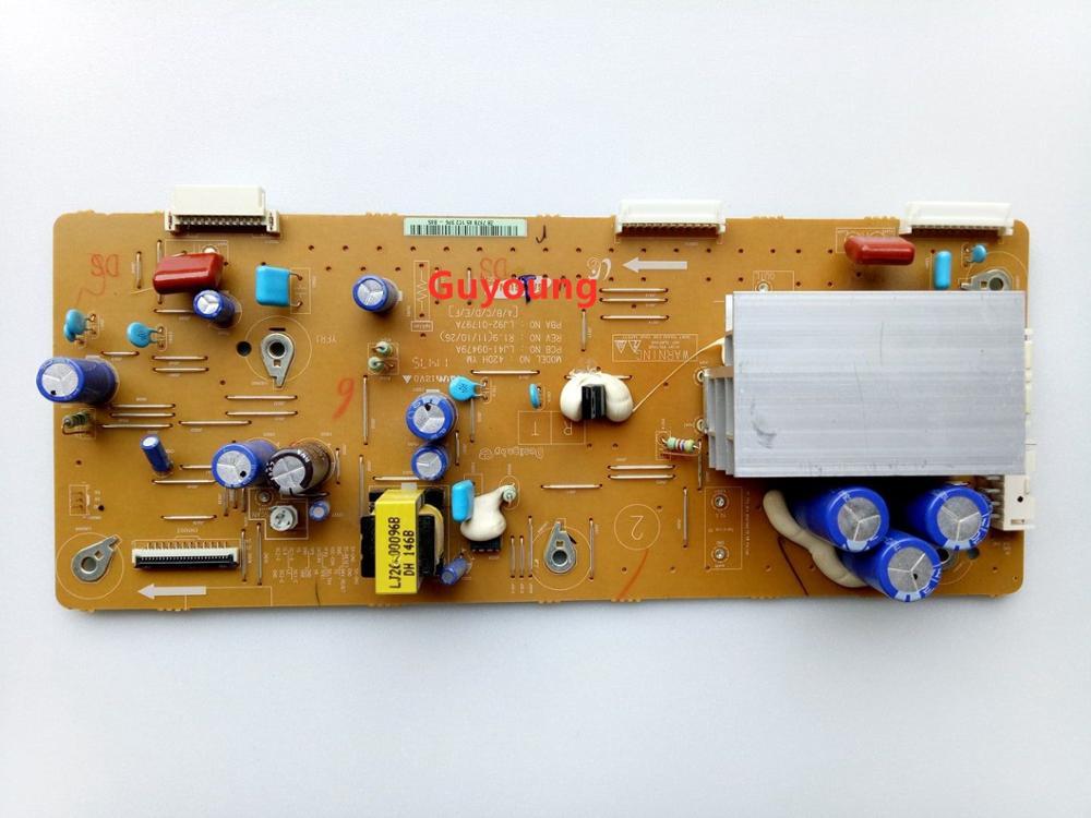 100% Test For Samsung S42AX-YB11 YD15 Y Board 42DH YM LJ41-09479A LJ92-01797A