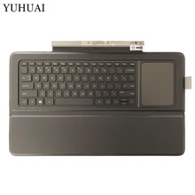 US Laptop Bluetooth Keyboard Base For HP for Envy X2 15-C000