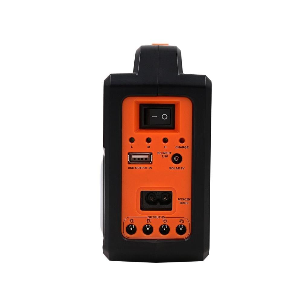 Altavoz de luz Play Lámpara música bombilla inteligente inalámbrico LED Bluetooth altavoces con panel solar - 5