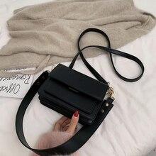 Moda kadın çanta PU deri tote çanta üst kolu nakış Crossbody çantası omuzdan askili çanta bayan basit stil el çantası