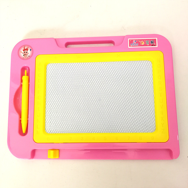 New Style Color Magnetic Drawing Board Children Graffiti Writing Board Children'S Educational Teaching Aids