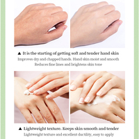 VIBRANT GLAMOUR AVOCADO  100% Plants Essence Hand Mask Moisturizing Hand Cream Nourishing Anti Chapping Oil Control Hand Care 3