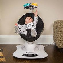Электрическое Кресло Качалка для сна товары ухода за ребенком