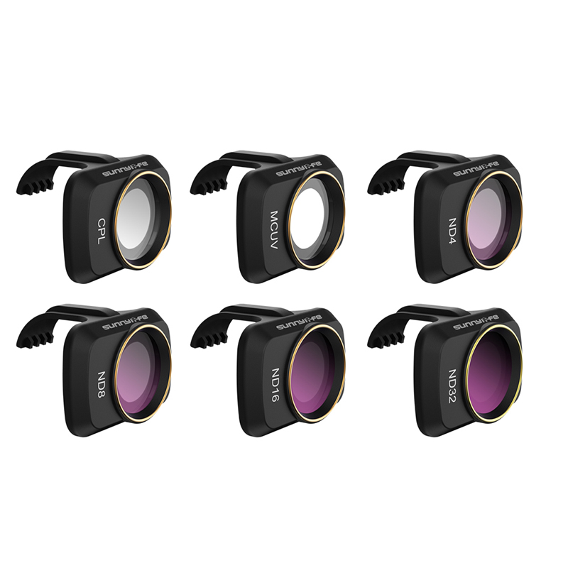 drone Filter ND CPL Filter ND4 ND8 ND16 ND32 CPL lens Filter for dji mavic mini drone accessories
