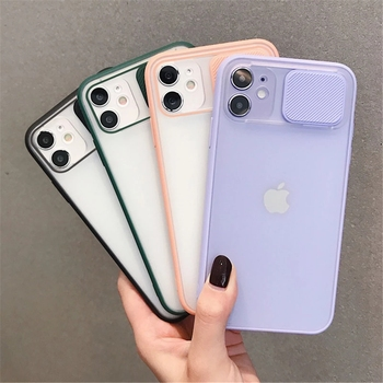 Camera Lens Protective Cover For iPhone 12 Mini 11 Pro Max 8 7 6s Plus XR X Xs Max SE 2020 Case on iphone 12 11 Pro Max cases 1