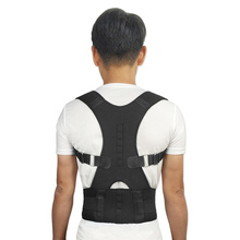 Posture-Corrector Corset Lumbar-Support Ce for Men Women S-2XL Back-Belt ZK40 Adjustable