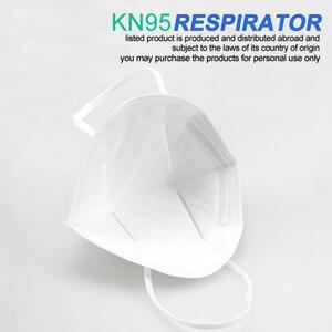 Image 4 - 100 Pcs Gezicht Maskers Beschermende Koreaanse Mond Masker Pm 2.5 Filter Masques Ademhalingsapparaatmasker Herbruikbare Gezondheid Satety Facemask Cover Maska