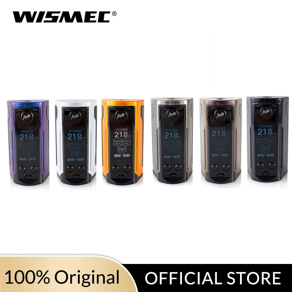 Original Wismec Reuleaux RX GEN3 Dual Mod Box 230W With GNOME King Tank 5.8ml Electronic Cigarette Vape Mod/kit
