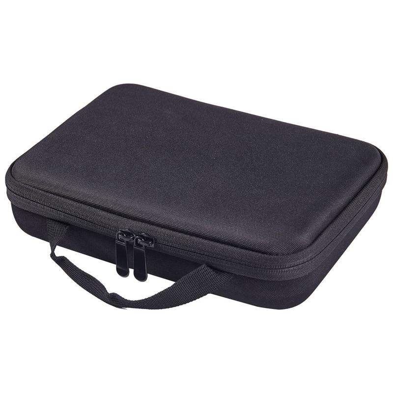 Harte Reise Lagerung Tragetasche EVA Hard Case für FOXWELL NT301 OBD II Eobd Code Reader Obd2 Scanner