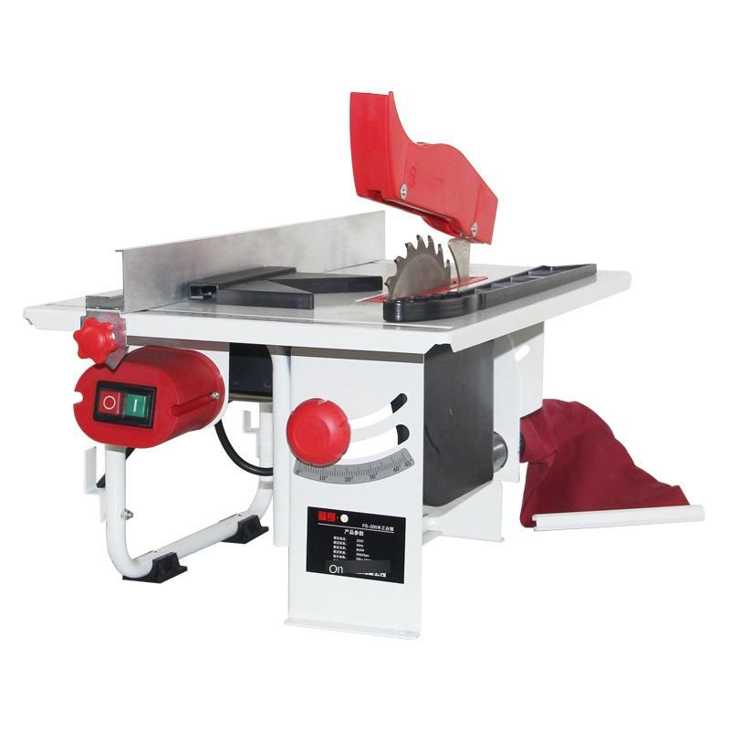 New Multi-function Chainsaw Small Table Saw Woodworking Angle Saw Desktop Cutting Machine Cutting Machine