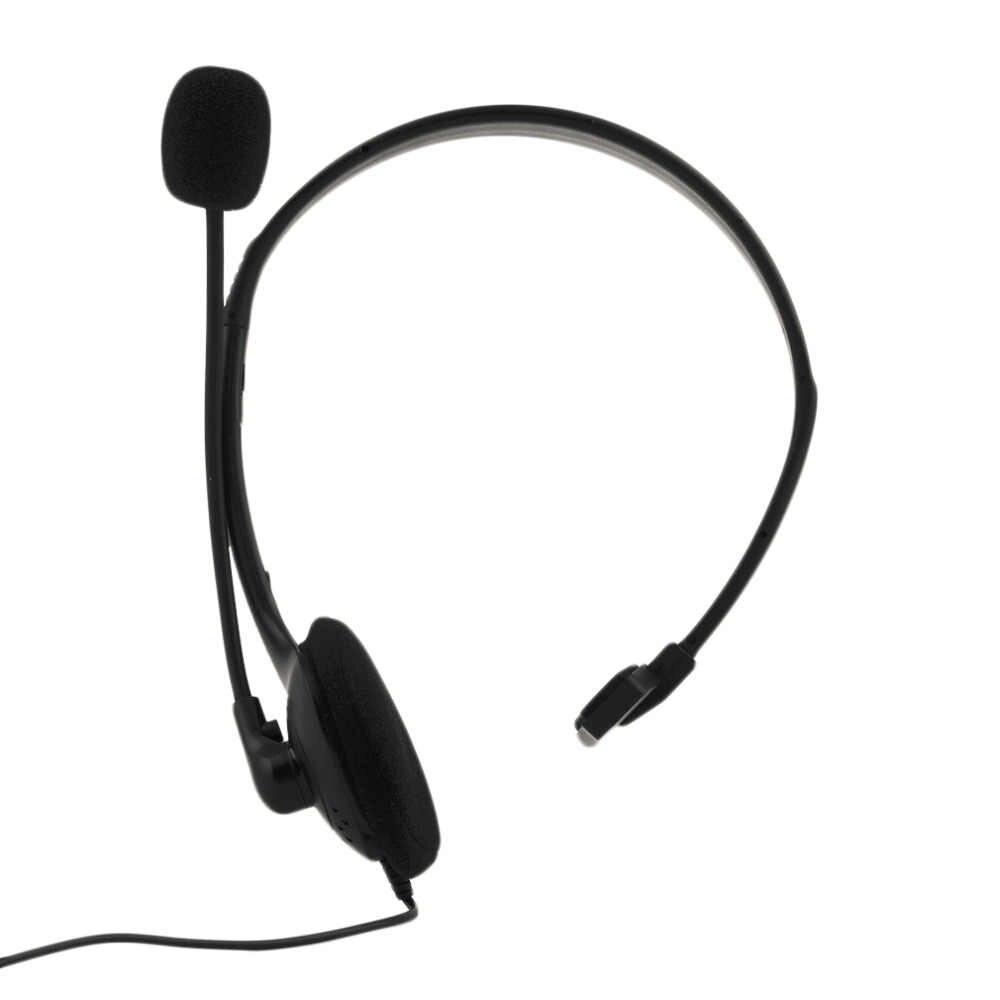 Auricular con cable para Auriculares auriculares para gaming auriculares para pc video game gamer para Playstation para PS4 con volumen al por mayor