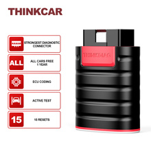 THINKCAR ThinkDiag รถยนต์ฟรี Update เครื่องมือวินิจฉัย Programmer Reader Bluetooth Obd2เครื่องสแกนเนอร์อัตโนมัติ15รีเซ็ต ECU Coding