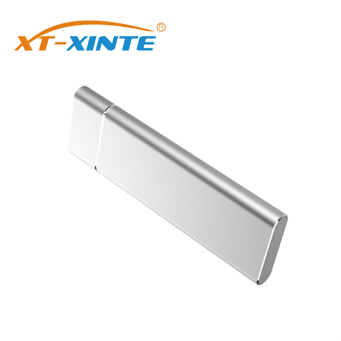 XT-XINTE USB 3.1 To M.2 NGFF SSD Mobile Hard Disk Box Adapter Card For NGFF 2230/2242/2260/2280 SSD External Enclosure Case