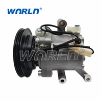 12 Volts Air Conditioner Auto Car Compressor for Toyota /Daihatsu Mira /Pleo SV07C