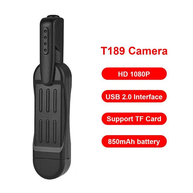 Hidden Spy Mini Pocket Pen Camera 1080P HD - Speedy Delivery USA 3