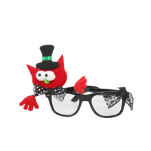 Halloween Bat Glasses Frame Party Carnival Festival Supplies Pumpkin Empty Decoration Glass Without Lenses