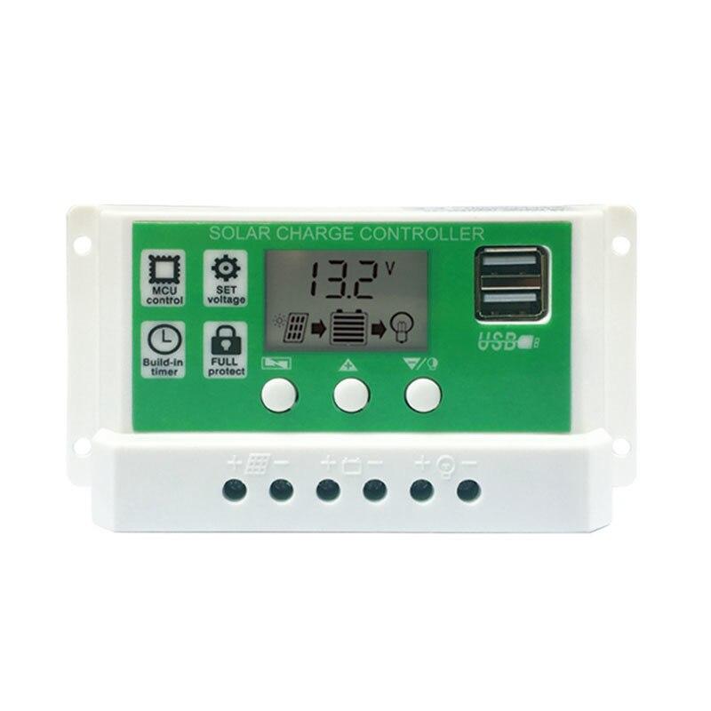 controlador solar 12v 24v 10a 20a 30a 04