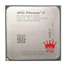 Четырехъядерный процессор AMD Phenom II X4 945, разъем AM3 938pin 95 Вт 3,0 ГГц HDX945WFK4DGM /HDX945WFK4DGI