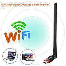 Wireless Internet Router Usb-2.0-Adapter Tenda U6 Mini Wifi Network-Card 300mbps Laptop/desktop