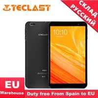 Teclast P80X 8 polegada 4G Tablet Android 9.0 SC9863A IMG GX6250 1280x800 IPS Octa Núcleo 1.6GHz 16 2GB de RAM GB ROM Câmeras Dual Tablet