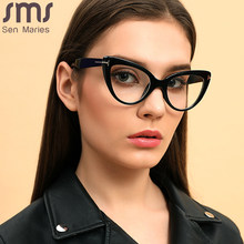 2020 donne Cat Eye Occhiali Cornice Del Progettista di Marca di Occhiali di Moda Miopia Prescrizione di Occhiali Da Vista Ottico