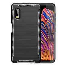 цена на For Cover Samsung Galaxy XCover Pro Case TPU Soft Case For Samsung XCover Pro Cover Samsung XCover Pro X Cover Pro Case Fundas