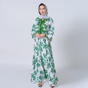 Abaya Dubai Muslim Fashion Hijab Dress Turkey Kaftan African Dresses For Women Islam Clothing Robe Musulman De Mode Vestidos