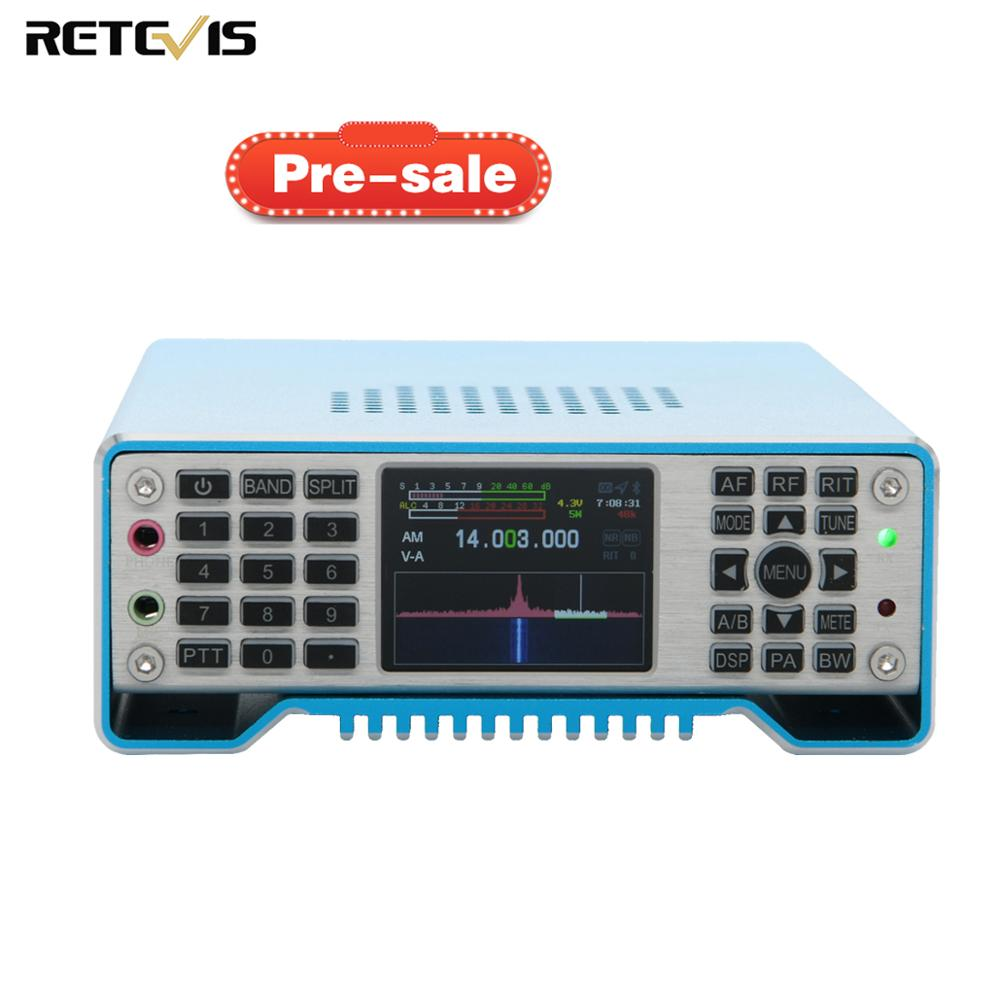 Pre-sale New Arrival Ailunce HS2 HF VHF UHF SDR Transceiver Ultra-portable Plus Optional GPS/LORA/Electronic Compass Module