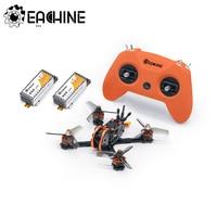 Eachine-Mini Dron de carreras Tyro79S RC, cuadricóptero FPV, 140mm, F4, 20A, ESC, RTF, receptor de Radio Lite, transmisor de 2,4G para juguetes para principiantes