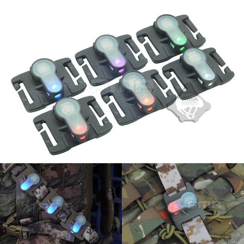 FMA S-LITE система шлем защитный светильник тактический MOLLE стробоскоп светильник водонепроницаемый спасательный жилет лампа спасательный сиг...