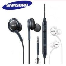 Samsung AKG – écouteurs intra-auriculaires d'origine de 3.5mm avec micro, casque filaire pour Galaxy S10 S9 S8 pour téléphones HUAWEI xiaomi LG HTC