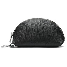 JHD-Leather Wallet Women Coin Purse Men Short Wallets Leather Women Money Bags Male Small Wallets Mini Purse for Men(China)