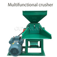 220V/2200W Commercial Multifunction corn Rice soybean Grinder electric Chinese herbal medicine grinder Powder machine