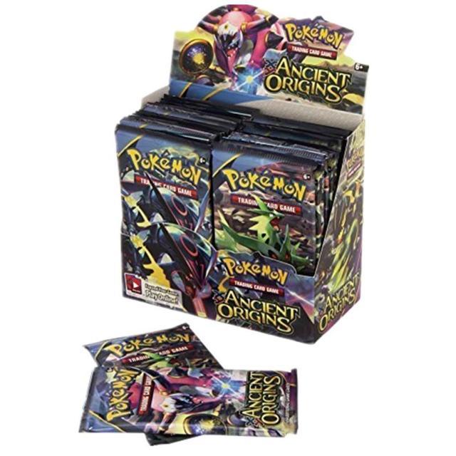 Pokemon TCG: XY-Ancient Origins Booster Display Box (36 Packs) 4