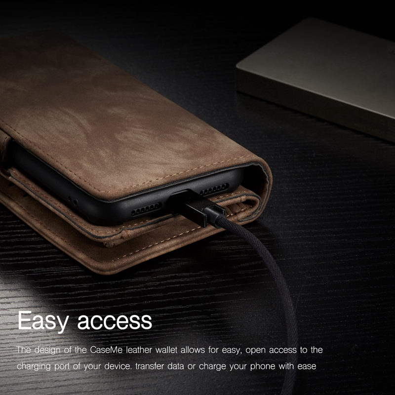 Text - Luxury Leather Case for iPhone X XR XS Max 8 7 6 6s