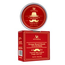 Beard Balm Natural Organic Treatment For Beard Growth Grooming Care Aid Styling Aftershave For Men