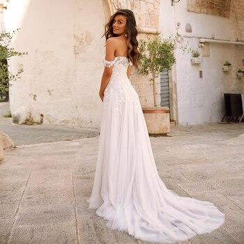 Robe de Mariage Nina Bohème Romantique