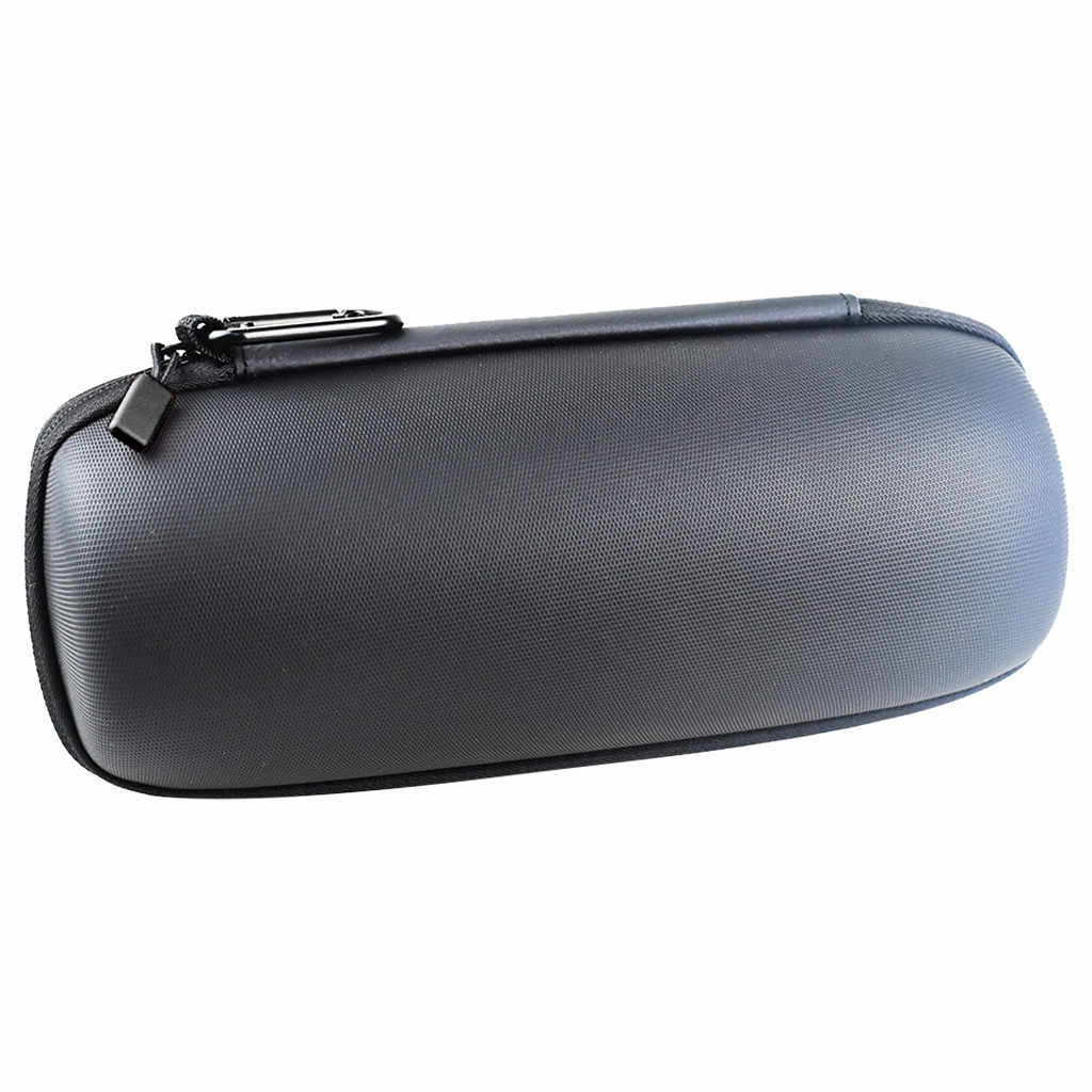 EPULA Wasserdichte Tragbare Zipper Bluetooth Lautsprecher Tasche Für JBL Ladung 4 Lautsprecher EVA Fest Lagerung Fall Abdeckung Schulter Tragen Tasche