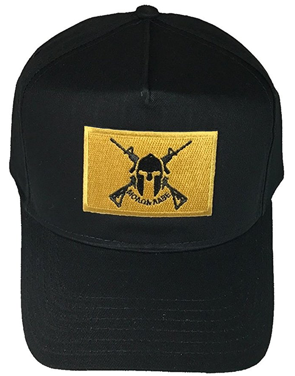 Printed MOLON LABE CROSSED RIFLES SPARTAN HELMET HAT COME AND TAKE THEM 2ND SECOND AMEND
