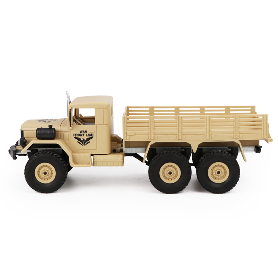 Drab/Yellow Truck Military Children- 23