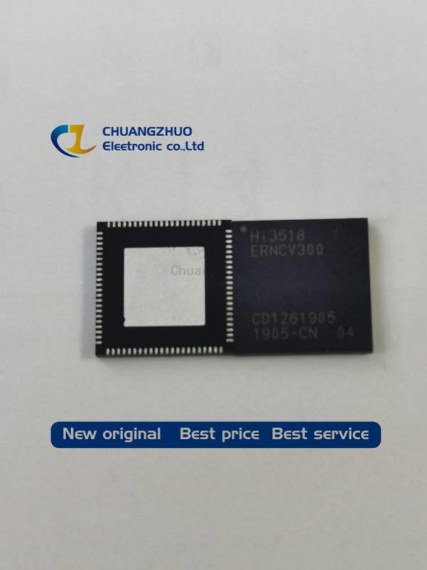 New Original  HI3518ERNCV300 HI3518EV300  QFN-88