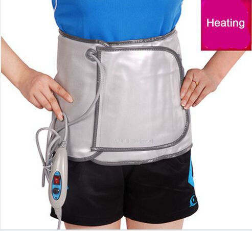 NEW Far infrared Waist Trimmer Exercise Belly Belt Slimming Burn Fat Sauna Weight Loss fat shaping burning abdomen reduce belly 4