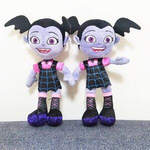 Vampire girl children plush to