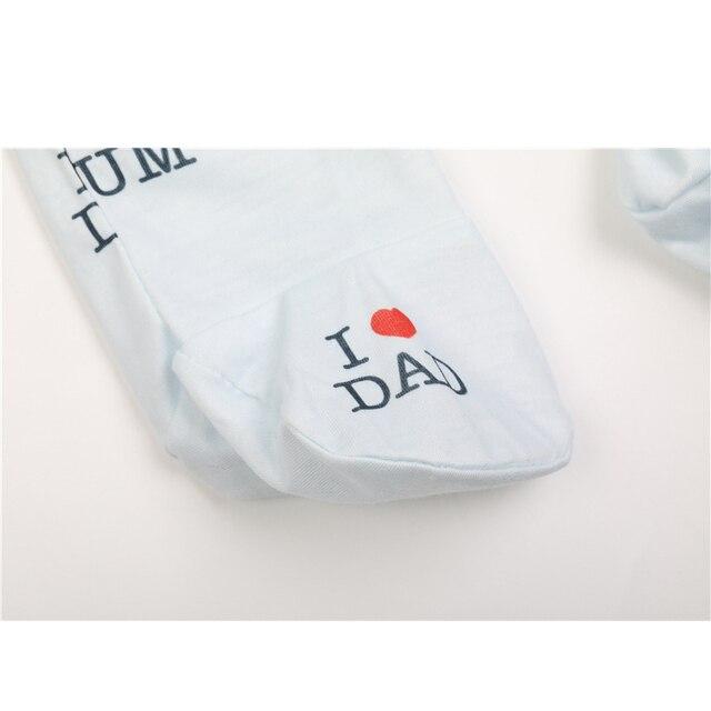 Love Letter Dad Romper  6