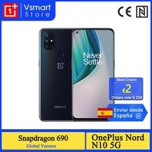 OnePlus Nord N10 5G Smartphone Versión global Snapdragon 690 6GB 128GB 6.49