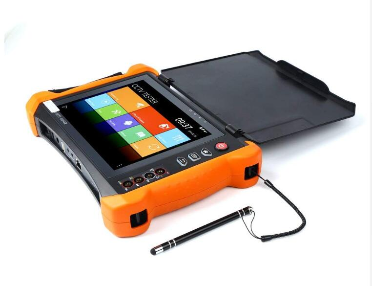 câmera IP tester para SDI CVI TVI